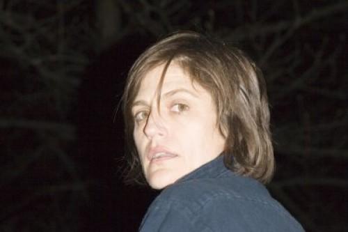 Dana Hoey vert portrait
