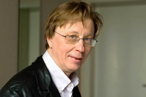 Georg Fredrich Haas headshot