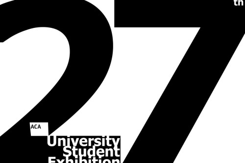 27th Annual University Student Exhibition