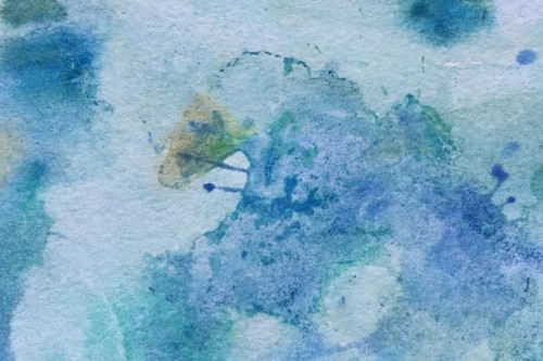 Water as Metaphor: Intuitive Watercolor and Writing Workshop