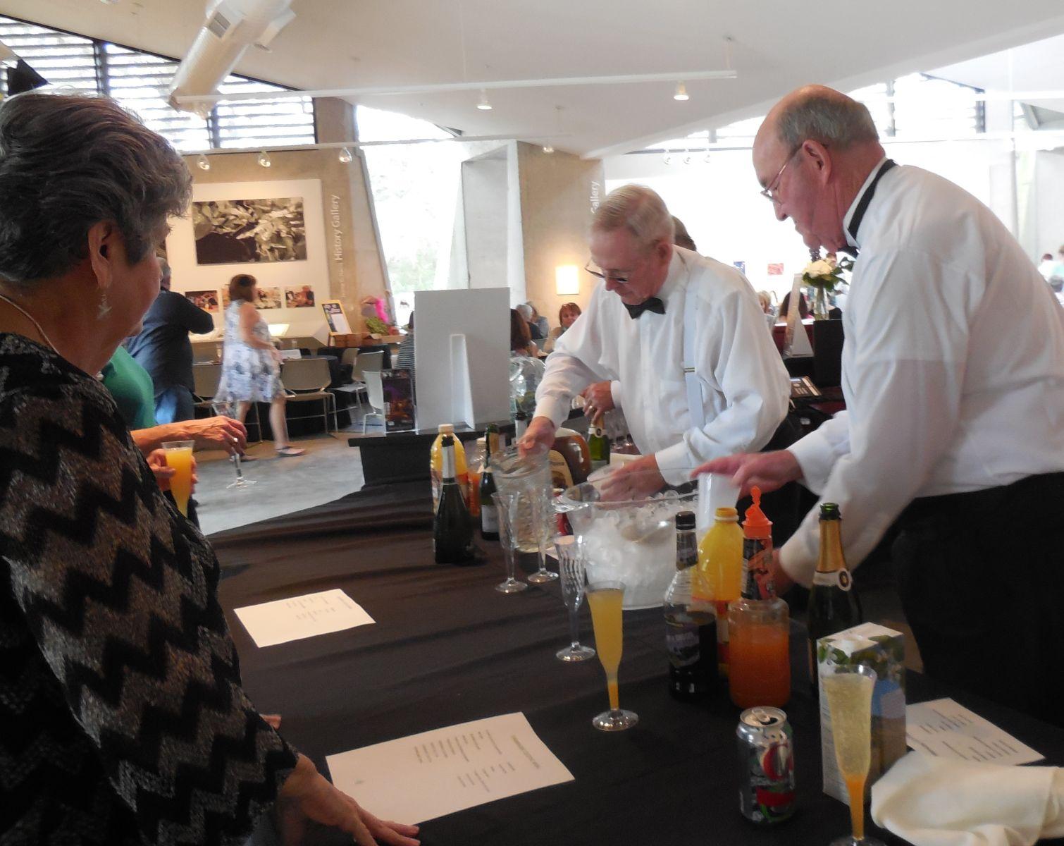 ACA Volunteer League Champagne Extravaganza