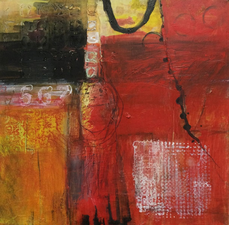 """Red Riot"" by Donne Bitner"