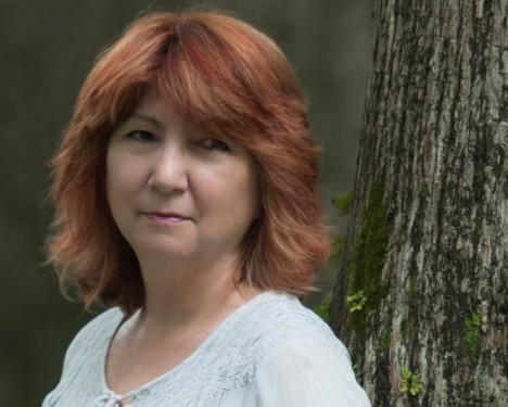 Author Terry Ann Thaxton