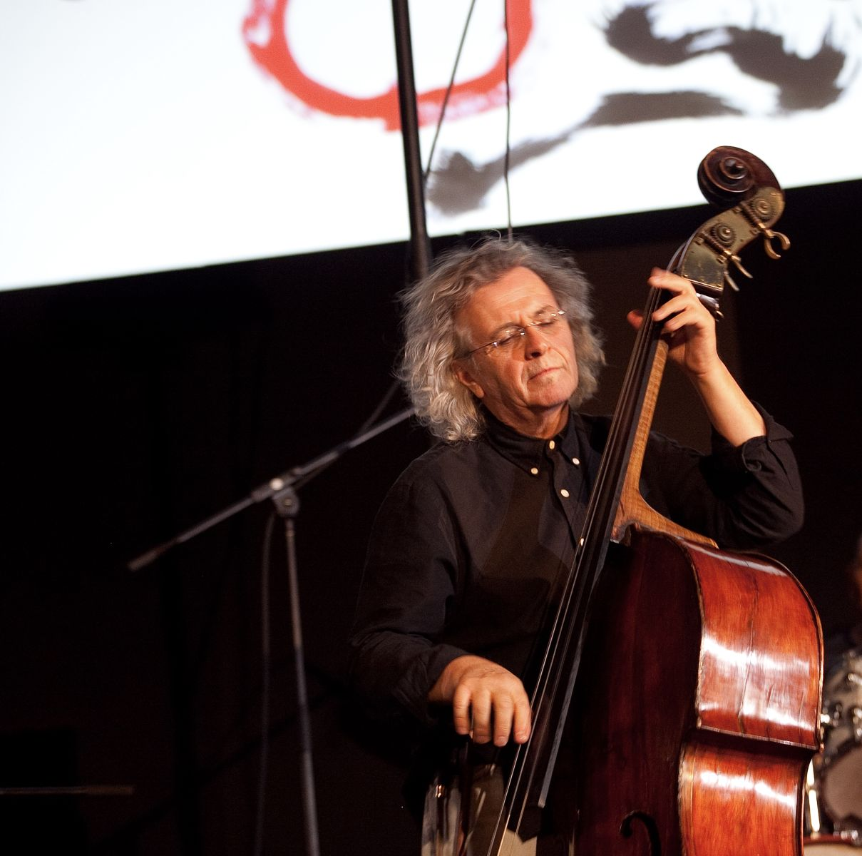Michael Bisio Master Artist Outreach Live Performance Atlantic Center For The Arts