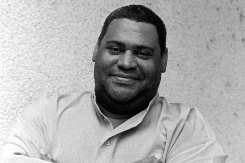 Chris Abani portrait