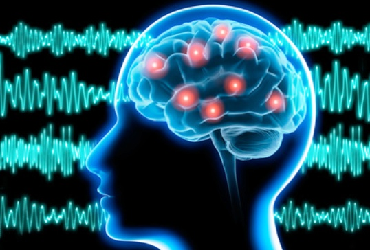 Brain with Waves FOR ESTARYIA