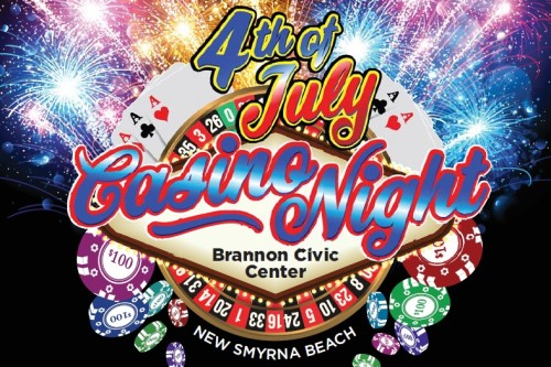 4th of July 2018 casino night poster for web