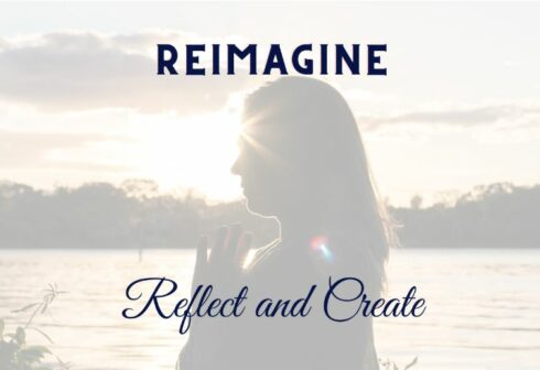 Re-Imagine: Reflect and Create with Rachel Chase